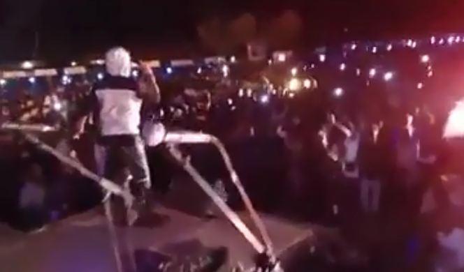 Les jeunes en colère : Sassou partout partout, aboma awa aboma kuna !