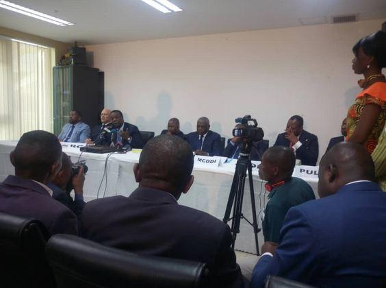 PCT : Pierre Ngolo interdit aux membres du parti de suivre Denis Christel Sassou Nguesso