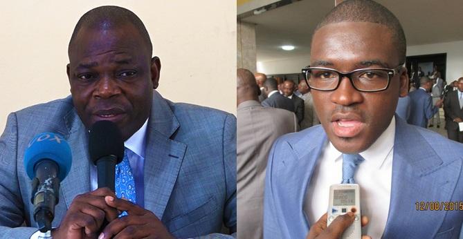 Du rififi au Comité Central du PCT : Guy Marius Okana (Pro Kiki) étrille Juste Bernadin Gavet (Pro Ngolo)