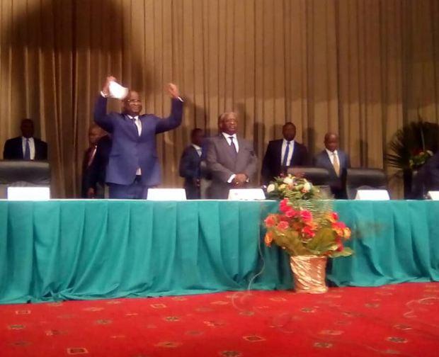Déclaration de l'opposition politique congolaise à l'occasion du 58e anniversaire de l'indépendance du Congo