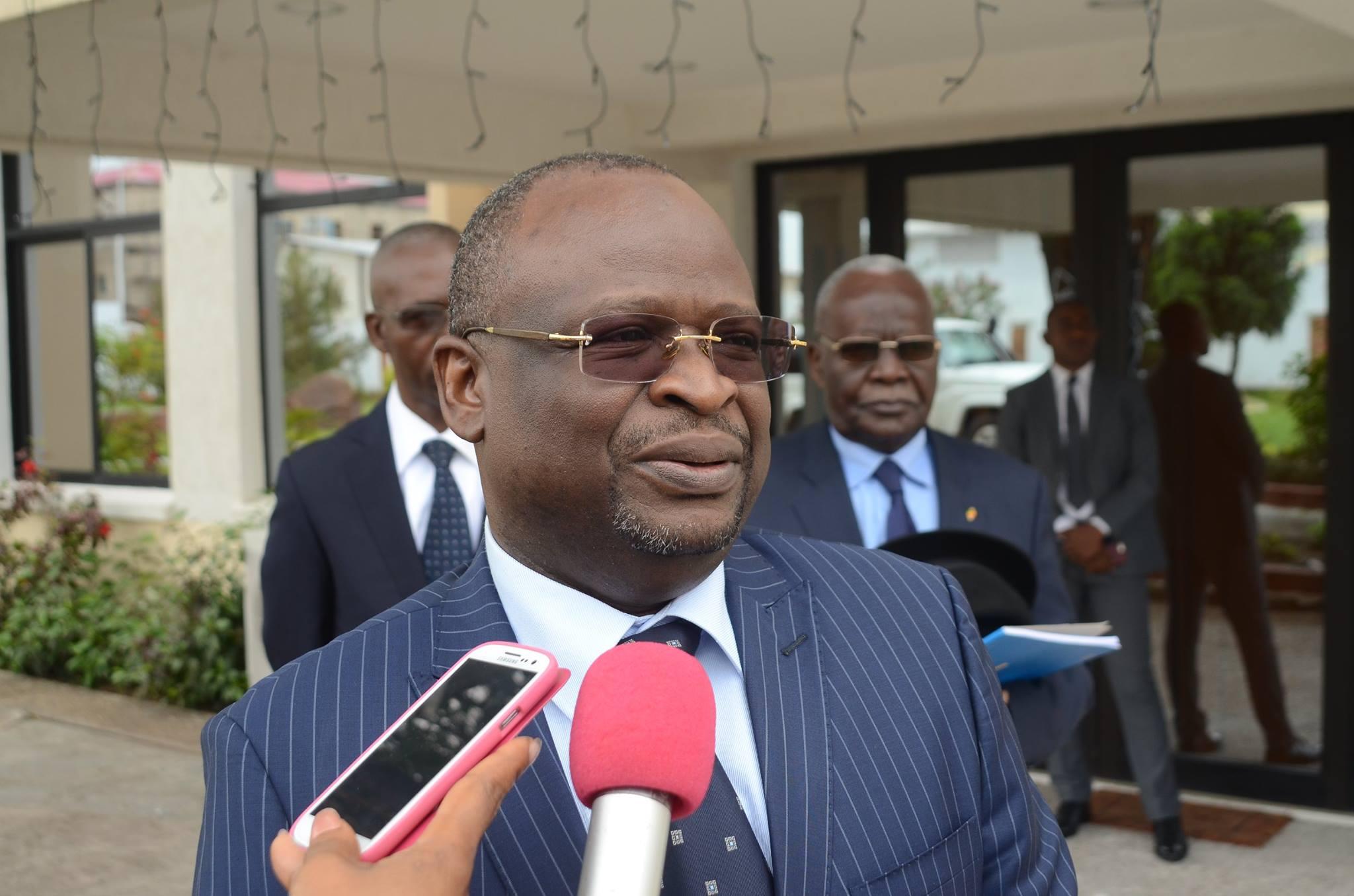 Déclaration du bureau politique de l'UDH-YUKI suite au message du Président Sassou Nguesso