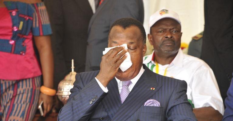 Denis Sassou Nguesso aux portes du FMI