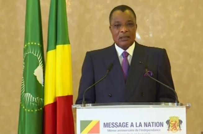 15 août 2018: Message à la nation du Président de la République Sassou Nguesso