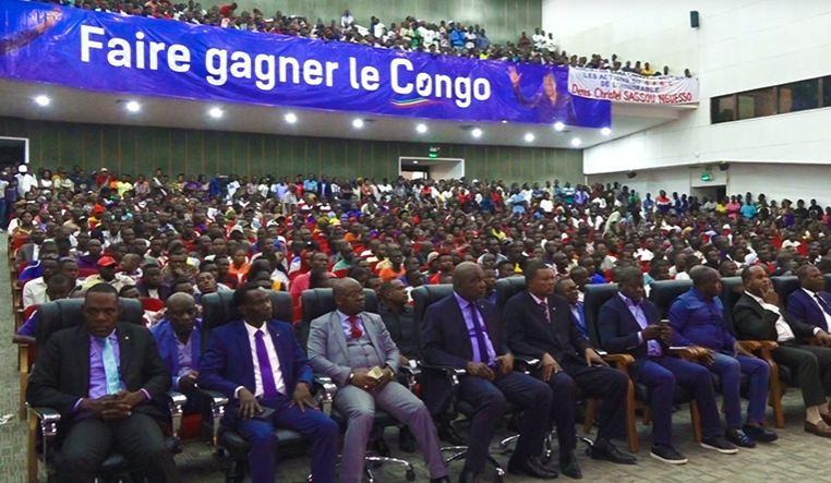 Les fanatiques de Denis Christel Sassou Nguesso sortent leurs griffes