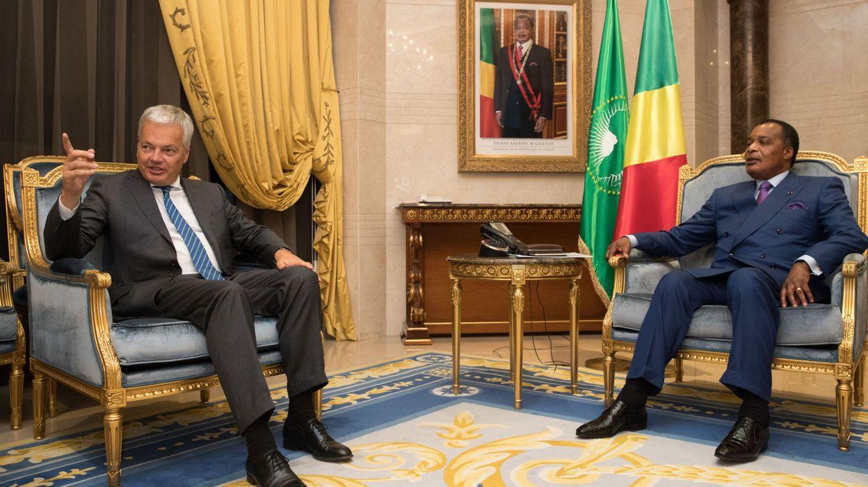 Un bureau diplomatique belge sera prochainement ouvert au Congo-Brazzaville