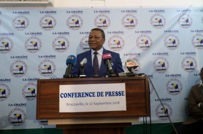 Conférence de presse du Président Joseph Kignoumbi Kia Mboungou sur la situation nationale