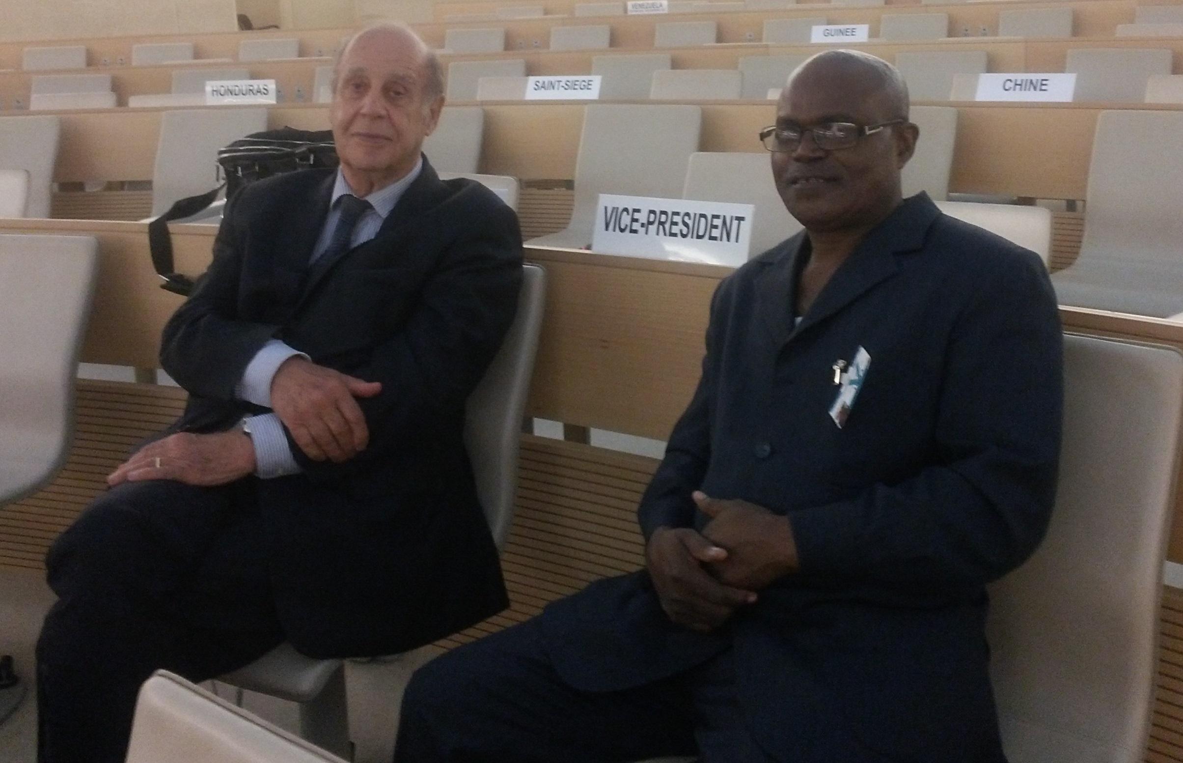 Me Maurice Massengo-Tiassé s'interroge sur la stratégie de Ntoumi pour faire partir Sassou Nguesso