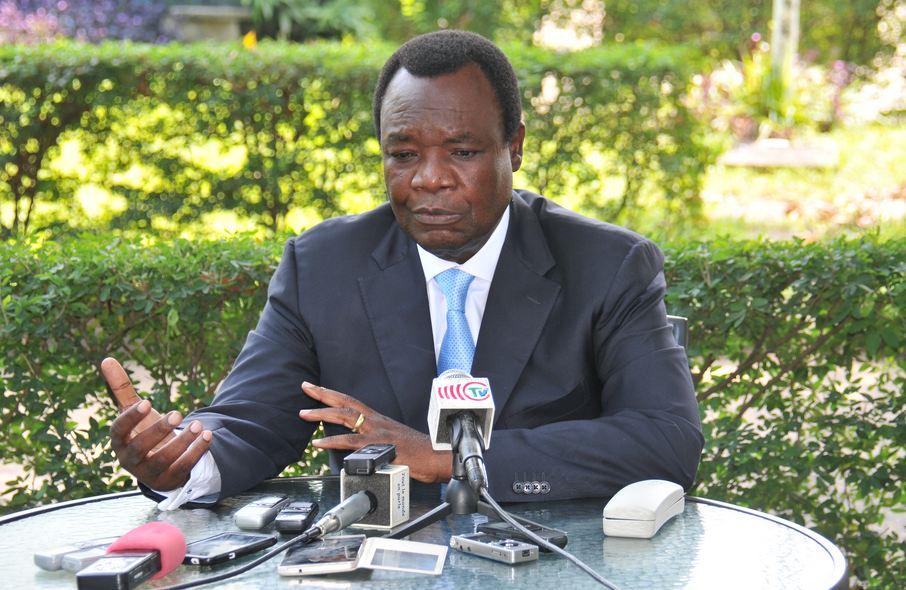 Du rififi à la majorité présidentielle : Le Ministre Nsilou rameute ses troupes