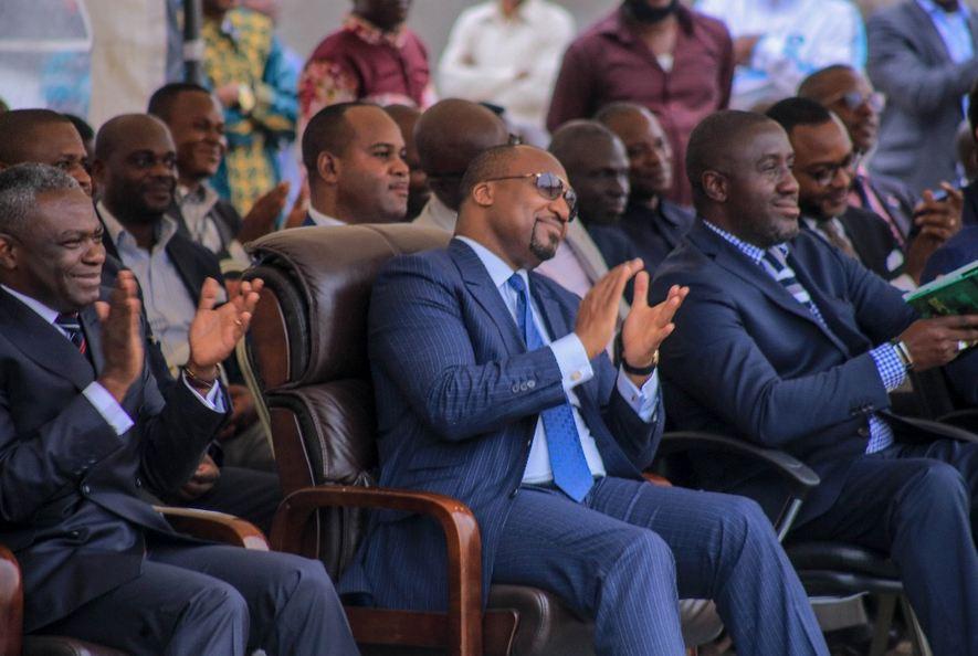 Réhabilitation du Lycée de la Réconciliation de Mfilou par le Groupement d'Associations Bana Congo