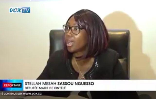 Stella Mensah Sassou Nguesso veut initier une loi contre la polygamie au Congo