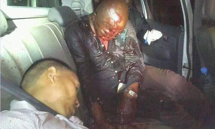 Braquage à 100 km de Brazzaville occasionnant la mort de deux chinois et un congolais
