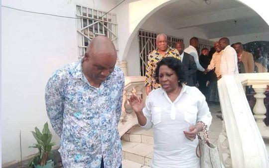 La Fédération de l'Opposition Congolaise et le Conseil Fédéral Frocad-IDC-CJ3M chez Paulin Makaya