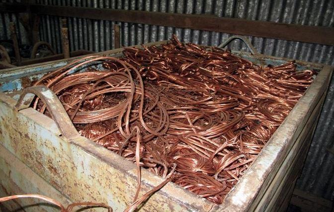 Mayoko : Un policier vole 80 kilos de cuivre