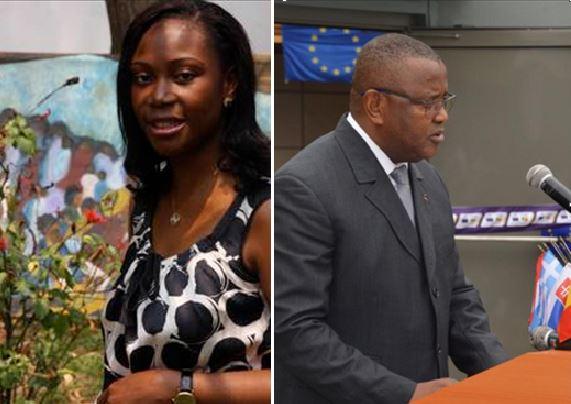 Le torchon brule entre Christian Roger Okemba de Brazzaville et Stella Mensah Sassou Nguesso de Kintelé
