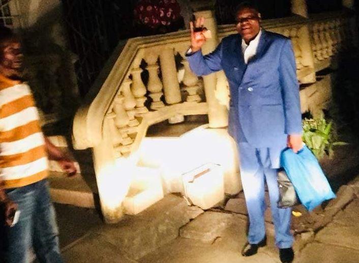 Paulin Makaya tout juste libéré et interdit de voyager en France