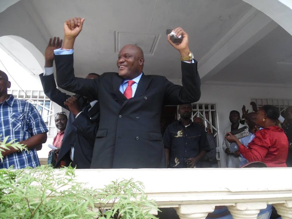 L'opposant Paulin Makaya interdit de voyager : L'ambassadeur Britannique écrit aux autorités congolaises