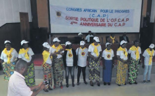 Les femmes du CAP exigent la traduction devant les juridictions de tous les voleurs et corrompus