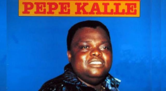 PEPE KALLE, l'éléphant de la musique congolaise s'en est allé il y a 20 ans