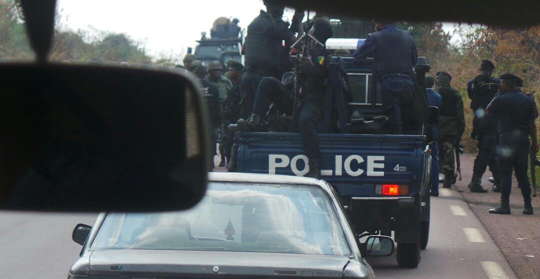 Le Capitaine Gérald Okabando abattu par balle à Makabandilou (Brazzaville)