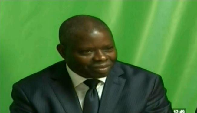 Anguios Engambé étrille les journalistes de Télé Congo