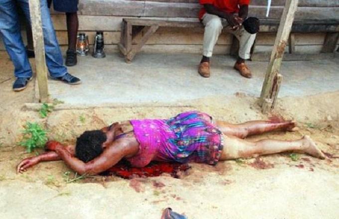 Dolisie : Sa femme refuse de faire l'amour pour fatigue, il la poignarde à mort