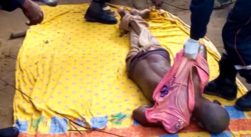 Un homme a été retrouvé mort dans un puits à Nganga Lingolo