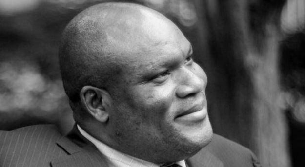 Interview de M. Paulin MAKAYA dans le journal congolais Lagriffe, numéro 454
