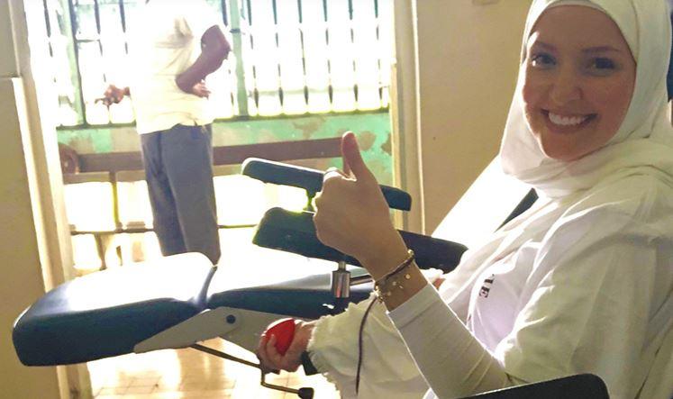 La fondation Burotop a fait un don de sang au CNTS