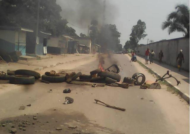 Troubles à Gamboma après la mort d'un collégien