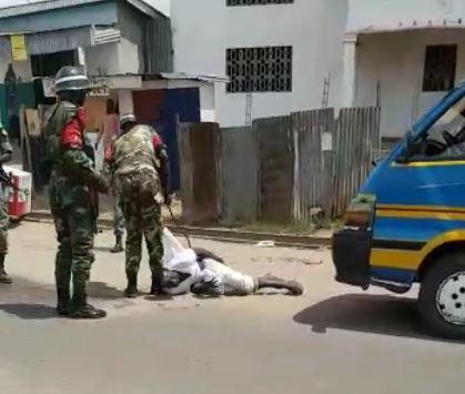 Congo-Brazzaville, capitale africaine des violences policières