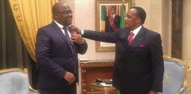 Le torchon brûle entre Sassou, Kabila et Tshisékedi