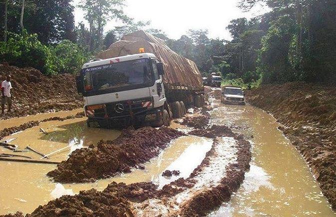 Congo : Où va l'argent des taxes routières (péages et autres) ?