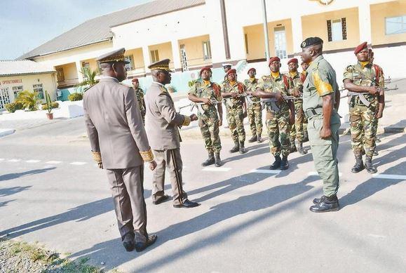 Qu'est-il arrivé au commandant Servais Magloire Babissat ?