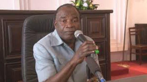 Morel Kihouzou, Grand percepteur de l'impôt