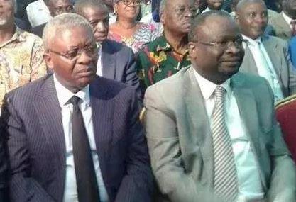 Réunion des Présidents des partis de l'opposition congolaise