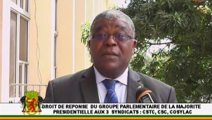 La majorité présidentielle reconnait que le Congo est un état voyou