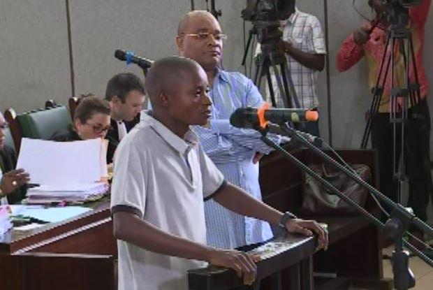 Procès du Ministre Okombi Salissa, audience du 05 mars 2019