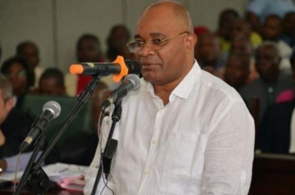 André Okombi Salissa condamné à 20 ans de prison