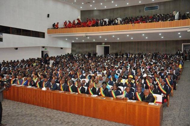 La colère gronde dans la chambre basse du parlement du Congo Brazzaville depuis un certain temps