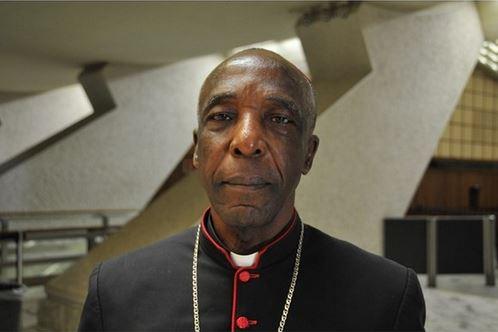 Rencontre ce jeudi 28 mars à Evry avec Monseigneur Louis Portella, Archevêque du diocèse de Kinkala