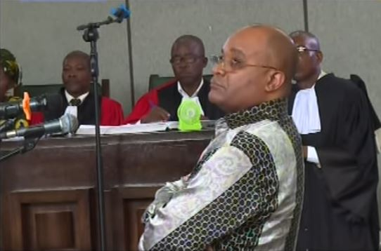 Procès du Ministre Okombi Salissa, audience du 28 février 2019