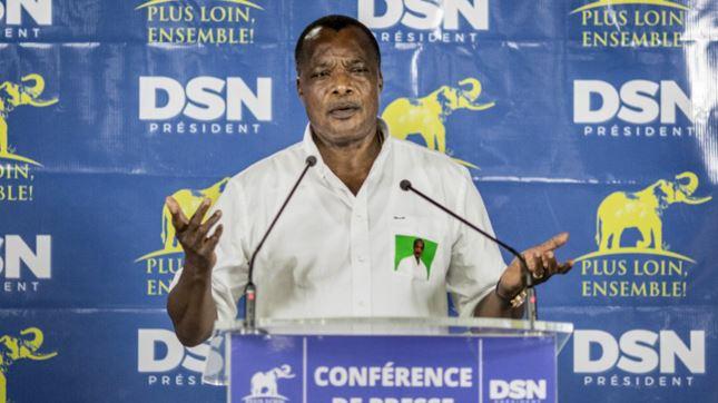 Retro 2016 : Le président Denis Sassou-Nguesso, seul face à son peuple