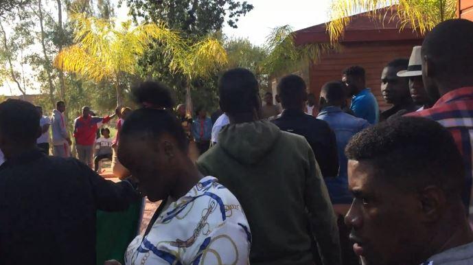 Grève des étudiants congolais du Maroc