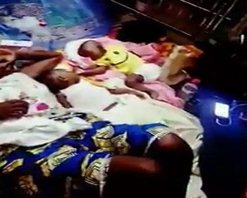 Vidéo choc : Pédiatrie à l'hôpital militaire de Brazzaville