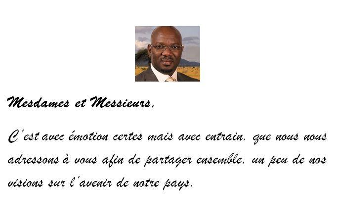 Lettre au peuple congolais : Seule une TRANSITION permettra d'améliorer le destin  commun et de se mettre au service de l'intérêt général