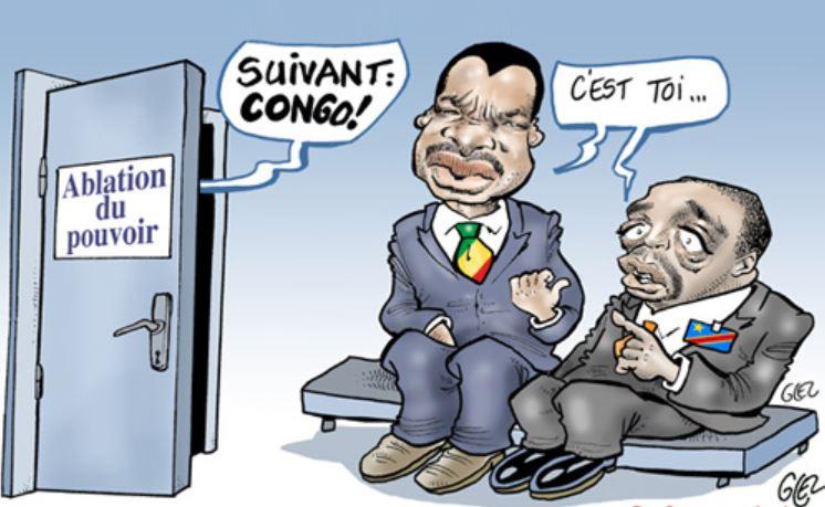 Congo-Brazzaville : Sassou Nguesso va à sa fin