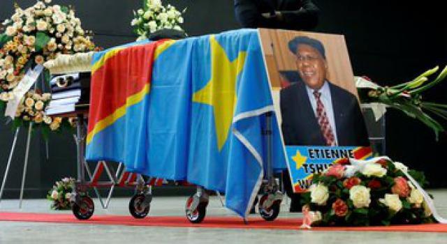 Obsèques d'Etienne Tshisékédi : Sassou et Fatshi accueillent la dépouille demain à Djili