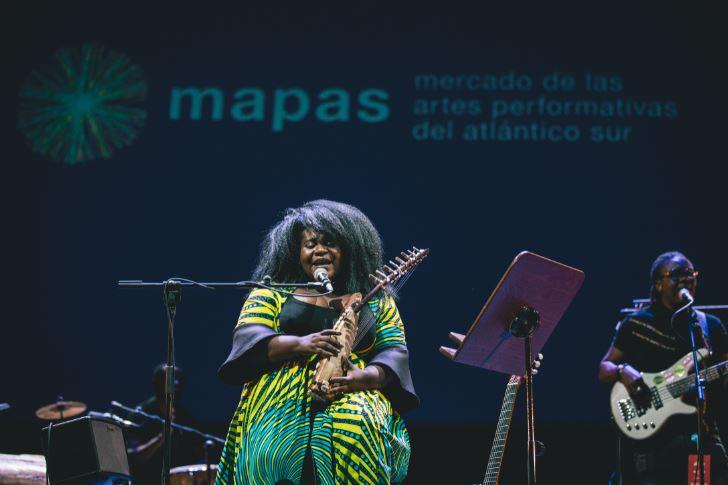 10 au 14 juillet se tient le MAPAS, le Marché des Arts Performatifs de l'Atlantique Sud