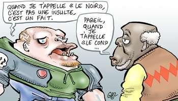 Pouvoir de Brazzaville : En plus d'être incompétent, il devient raciste !