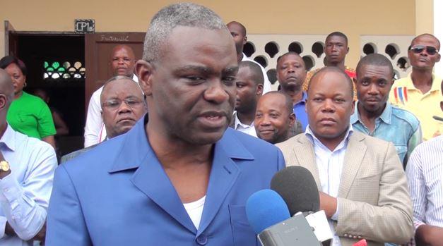 Collinet Makosso interpellé sur les examens d'Etat